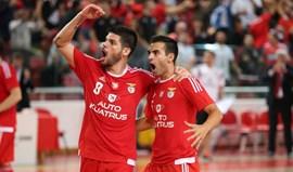 Benfica defronta Ugra Yugorsk nas meias-finais da UEFA Futsal Cup
