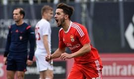 Benfica B-Farense, 2-0: Águia volta a vencer e com apenas 10 homens