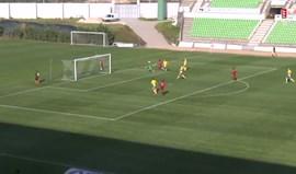 Chapelada de Buta em destaque na vitória da Seleção Sub-19