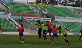 Vila-condenses derrotam Chaves em jogo-treino
