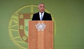 Presidente da República fala ao país sobre Orçamento do Estado