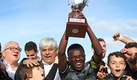 Torneio da Pontinha: Sporting bate Córdoba na final