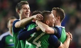 Ucrânia e Irlanda do Norte triunfam na preparação para o Euro'2016