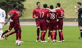 Portugal-México, 4-0:Em equipa que se mexe também se ganha