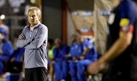Estados Unidos: Klinsmann muito pressionado