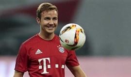 Klopp pode ser trunfo do Liverpool na contratação de Götze