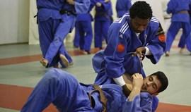Nem a cegueira matouo bichinho do judo