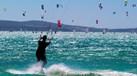 Não é surf, é kitesurf