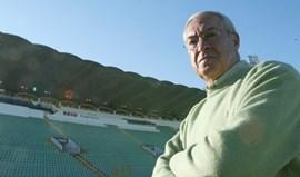 """Sporting rende homenagem """"ao eterno capitão"""""""