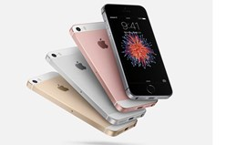 iPhone SE: O regresso da Apple às 4''