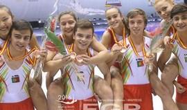 Portugal com mais duas medalhas de bronze nos Europeus de trampolim