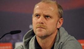 Treinador do Hannover despedido devido aos maus resultados
