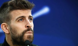 Piqué: «Atlético será mais difícil do que Real Madrid»