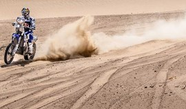 Abu Dhabi Desert Challenge: Hélder Rodrigues termina em 26.º lugar