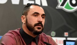 Hugo Almeida afastado do Hannover