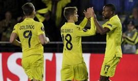 Bis deBakambu dá vitória ao Villarreal