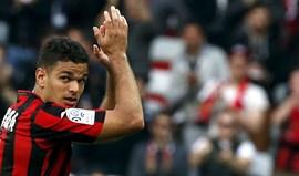 Nice ascende ao 4.º lugar da Ligue 1