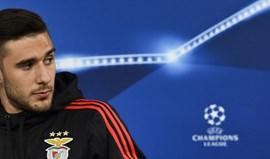 Salvio acredita na passagem às meias-finais da Liga dos Campeões