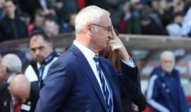 Ranieri explica as lágrimas que correram Mundo
