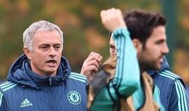 Confiança a mais tramou Mourinho, segundo Fàbregas