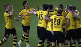 Borussia Dortmund marca encontro com o Bayern Munique na final da Taça