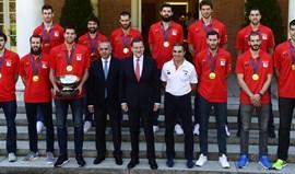 Espanha entre as seleções que podem ser afastada dos Jogos Olímpicos