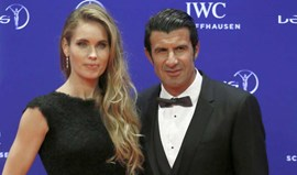 Figo admite que Man. City pode eliminar o Real Madrid