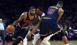 Cavaliers e Spurs estão a um triunfo de varrer e entrar nas meias