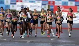 Jéssica Augusto termina em 10.º na maratona de Londres