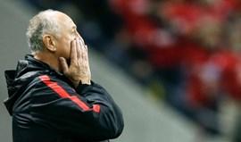 Scolari já comanda campeonato chinês