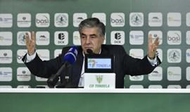 Gilberto Coimbra: «Adeptos vão empurrar a equipa para a vitória»