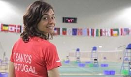 Telma Santos eliminada na segunda ronda dos Europeus