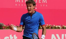 À terceira foi de vez e Carreno Busta está na final