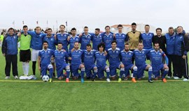 Algarve: Os Armacenenses sagra-se campeão pela primeira vez