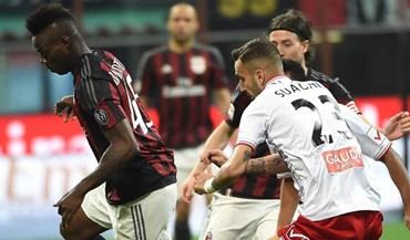 AC Milan não passa do nulo frente ao aflito Carpi