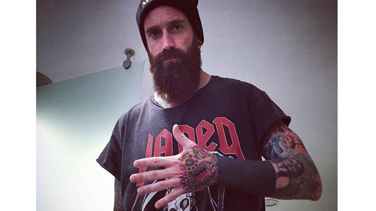 Raul Meireles inova nas tatuagens - Jogo da Vida - Jornal ...