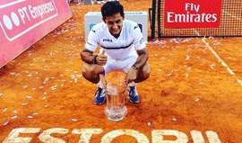 Nicolas Almagro é o novo campeão