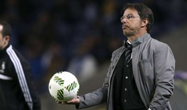 Manuel Machado: «Este critério não abona nada a favor do futebol»