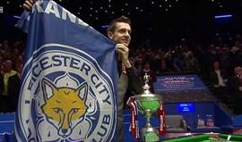 Mark Selby sagra-se campeão do Mundo