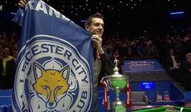Mark Selby vale alegria a dobrar