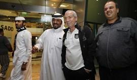 Qatar:Jesualdo bate Caixinha nos 'quartos' da Emir Cup
