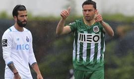 Postiga 'europeu' marcafinalmente ao FC Porto