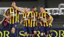 Campeã Juventus perde em casa do Hellas Verona