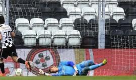 Boavista-U. Madeira, 1-0: Mika roubouo que Gudiño deu