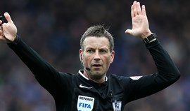 Mark Clattenburg arbitra final de Milão