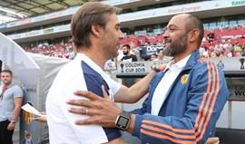Jorge Mendes tenta colocar Lopetegui no Valencia