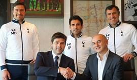 Tottenham renova com Mauricio Pochettino