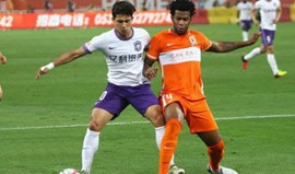 Fredy Montero elogia o Sporting