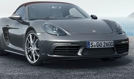 Porsche 718 Boxter confia em motores de 4 cilindros