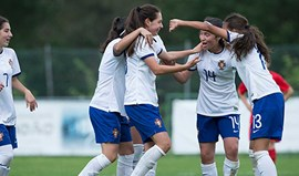 Sub-16: Portugal superaTurquia noTorneio de Desenvolvimento da UEFA